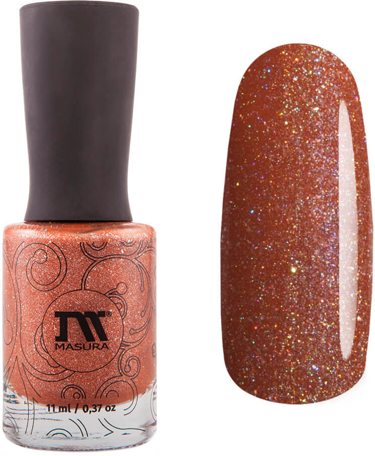 Masura Лак для ногтей Spicy Pear, 11 мл masura лак для ногтей the walking red 11 мл