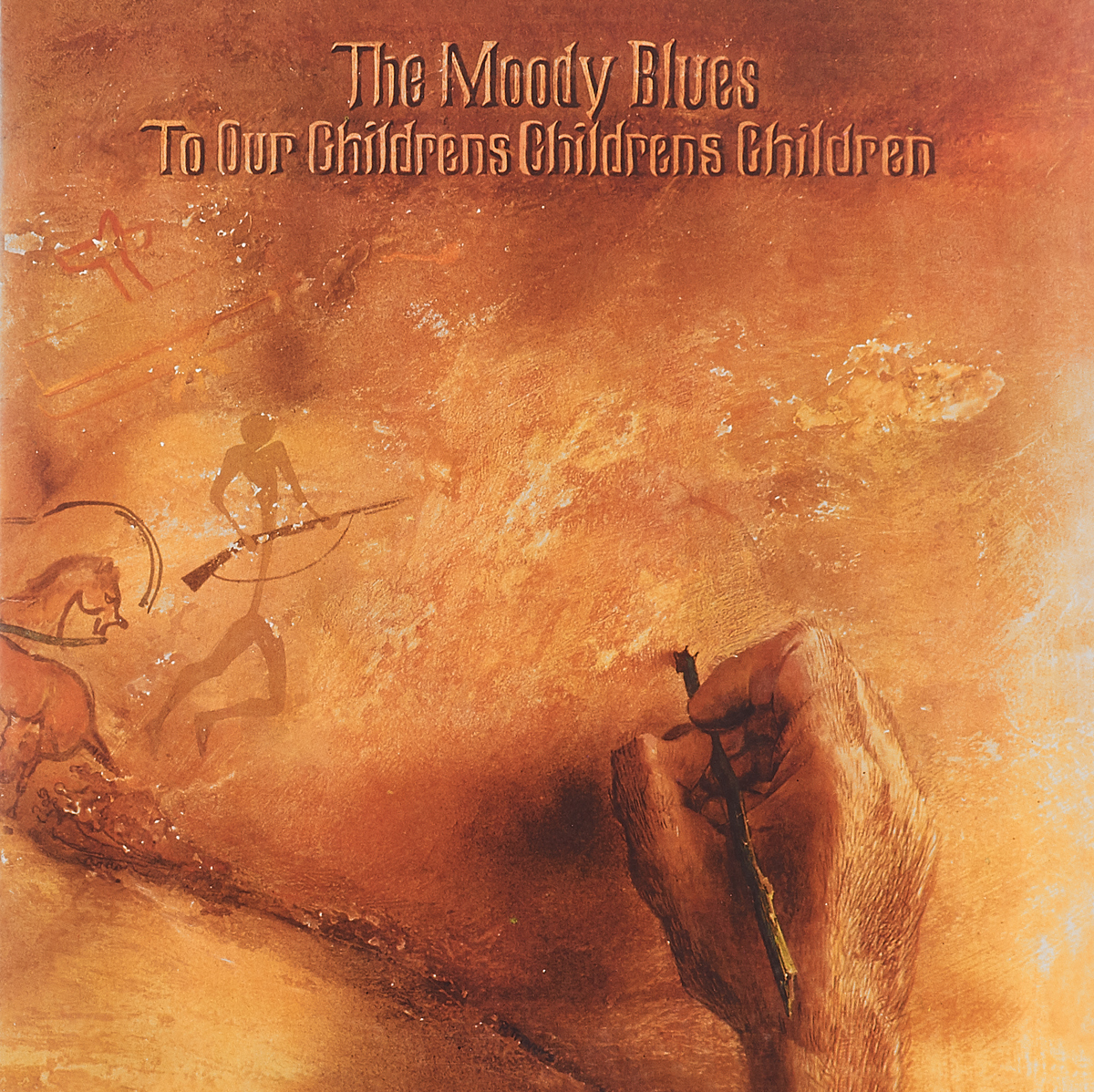 The Moody Blues The Moody Blues To Our Children's Children's Children LP