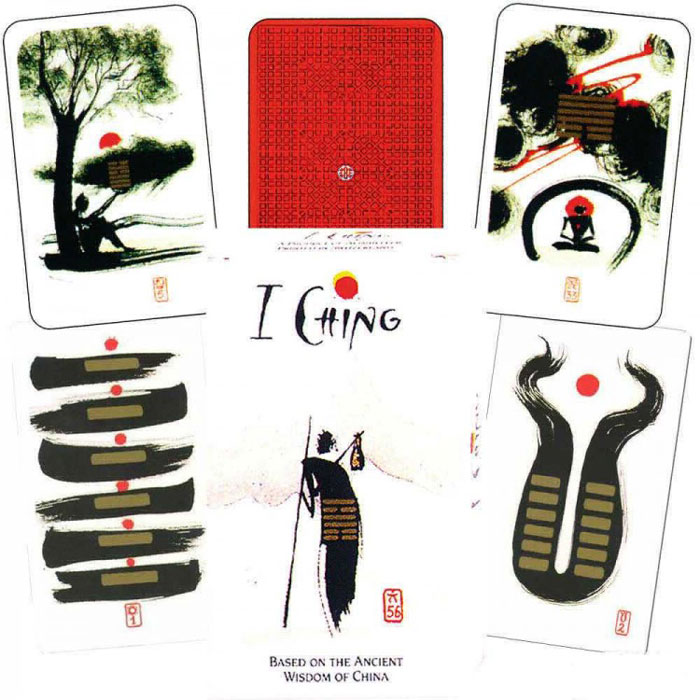 Карты Таро AGMuller Oracle Cards I Ching карты таро agmuller oracle cards the oracle of the goddess