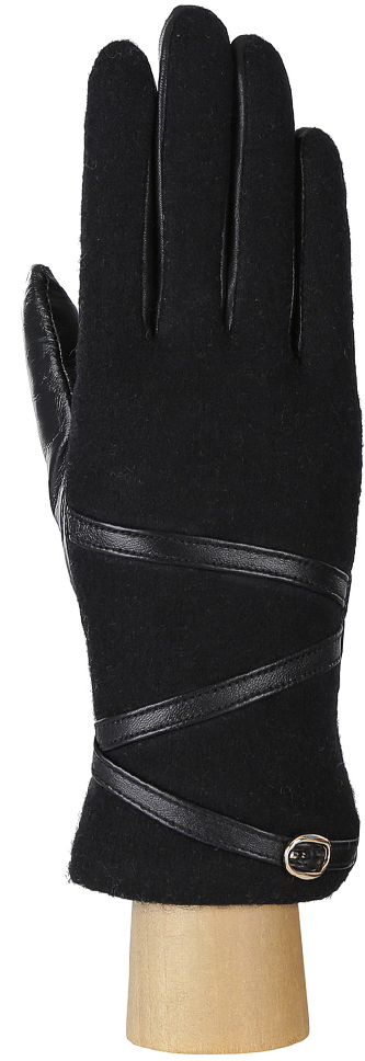 Фото - Перчатки Fabretti перчатки женские fabretti цвет черный зеленый 12 66 1 15 black green размер 7 5