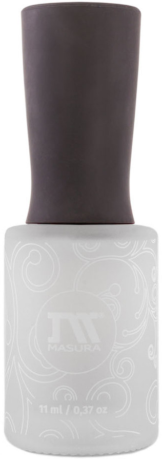Masura Матовый топ Opaque для лаков, 11 мл masura топ покрытие basic wet gloss top с эффектом мокрого блеска 6 5 мл