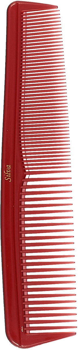 Расческа для волос универсальная Silva, цвет: брусничный silva correia beatriz correa silva maclovia magnabosco milton naturaleza idealizada