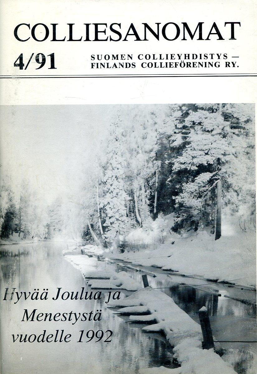 Colliesanomat 4/91