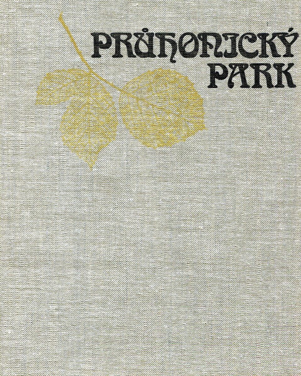 Jaroslav Hofman, Vitezslav Motl Pruhonicky Park / Пругоницкий парк russisch sprachfuehrer und woerterbuch