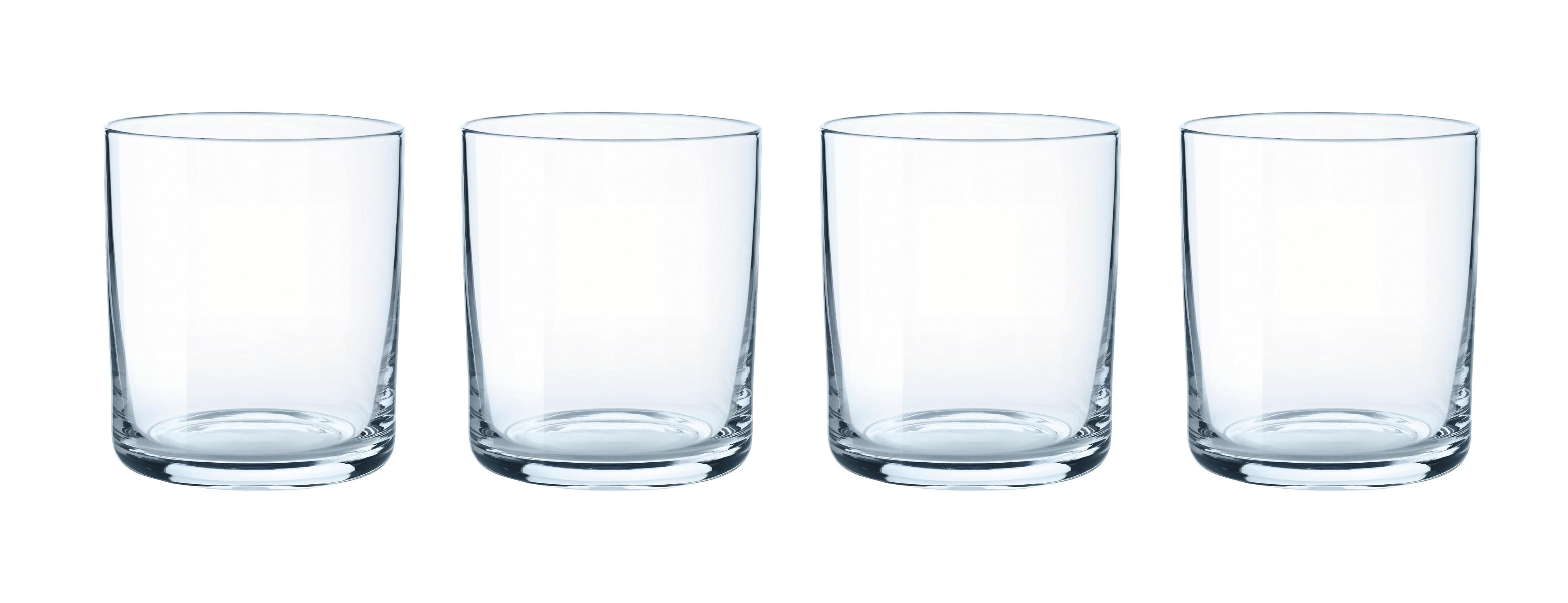 Набор бокалов Stelton Simply 701-2-1, прозрачный, 250 мл, 4 шт
