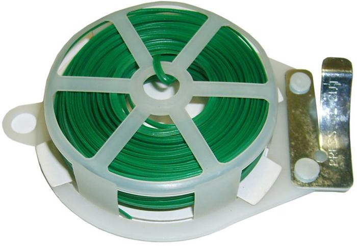 Опора / табличка для домашних растений Skrab 28161, зеленый проволока подвязочная raco 42359 53643h