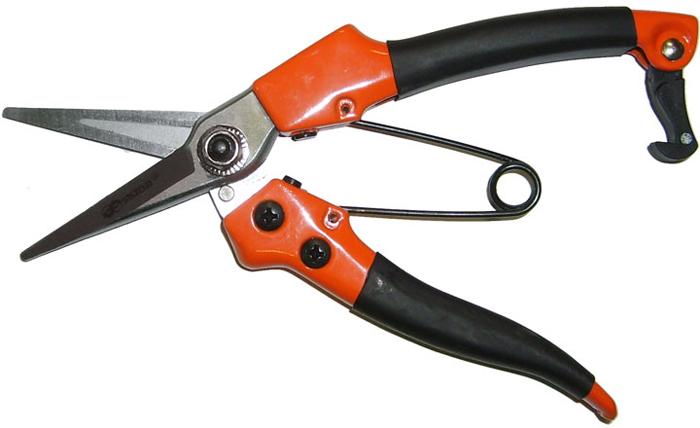 Секатор-ножницы Skrab, усиленные, 178 мм секатор skrab 28037