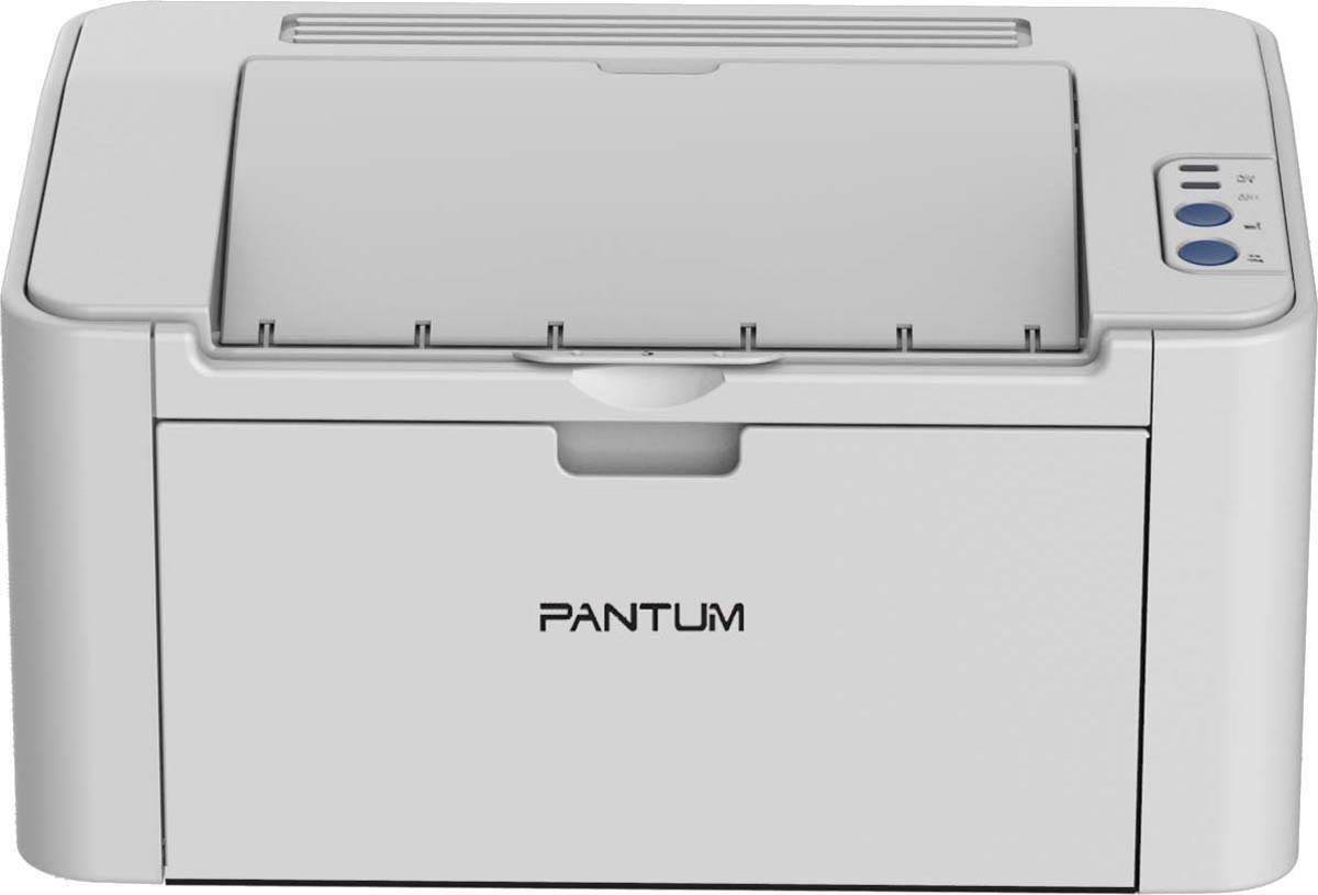 Pantum P2200, Gray принтер лазерный pantum p2207 black принтер лазерный