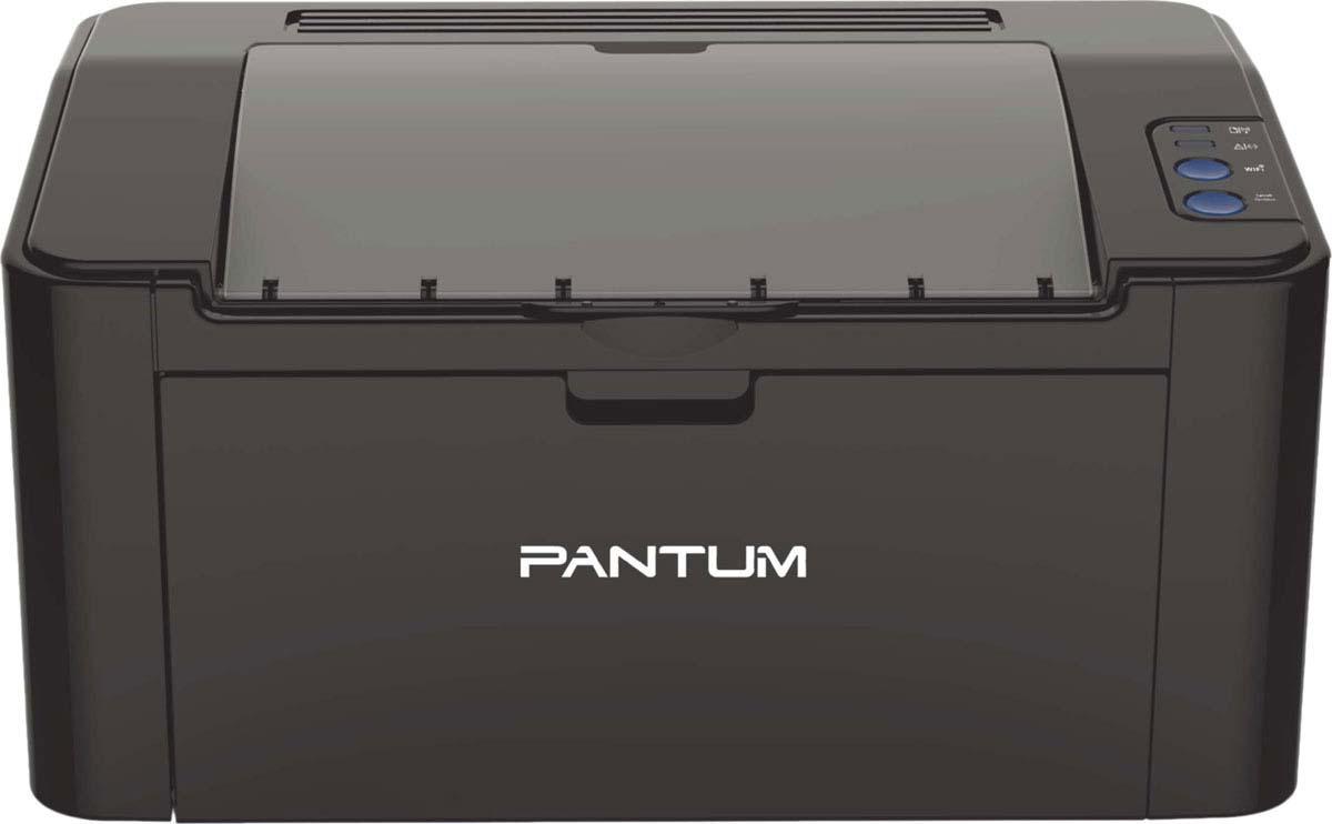 Pantum P2207, Black принтер лазерный принтер лазерный lexmark монохромный ms421dn