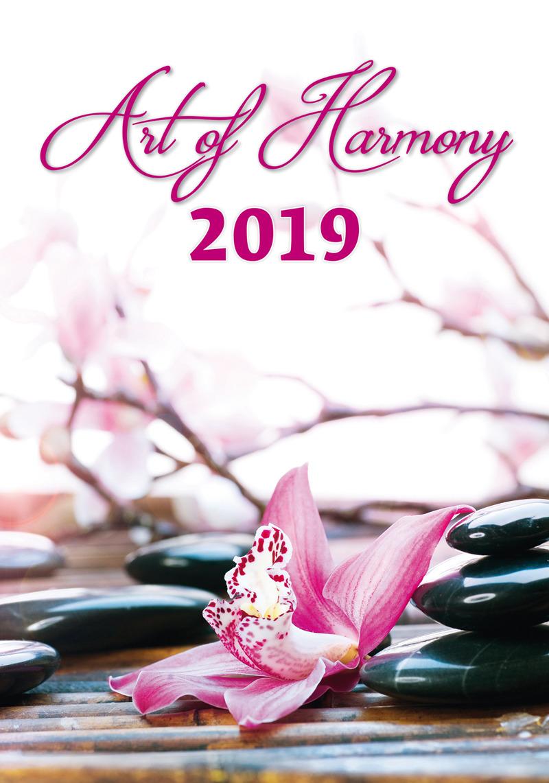 Календарь 2019. Art of Harmony / Гармония