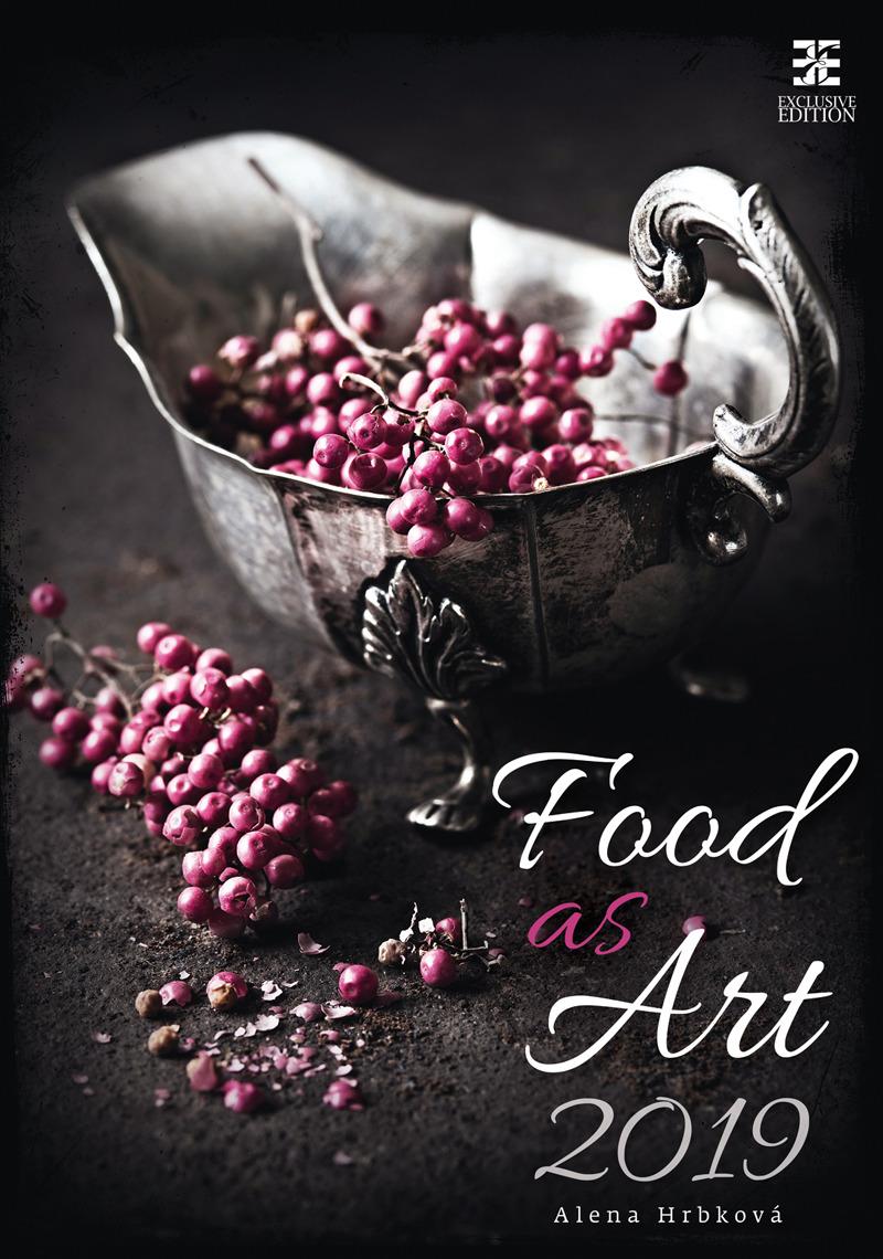 Календарь 2019. Food as Art / Еда как искусство егорова н food еда