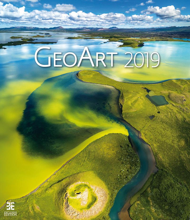 Календарь 2019. Geo Art / Гео Арт