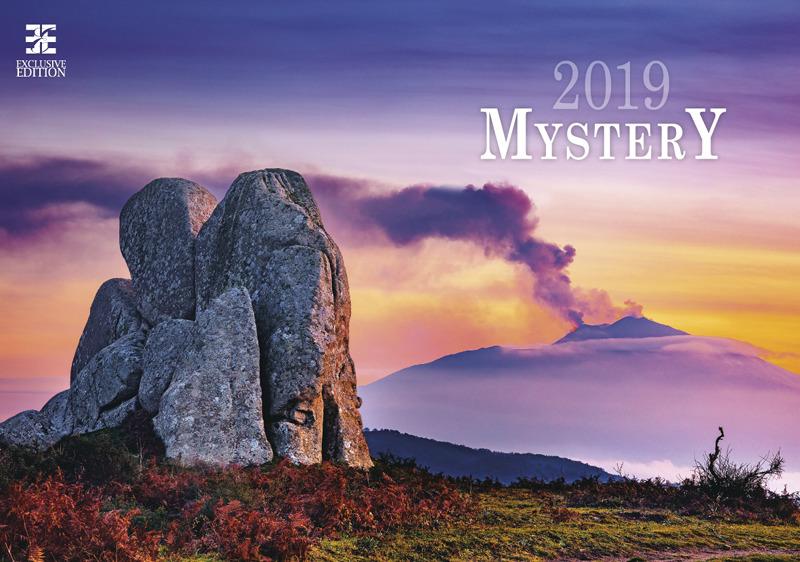Календарь 2019. Mysteries / Таинственный мир