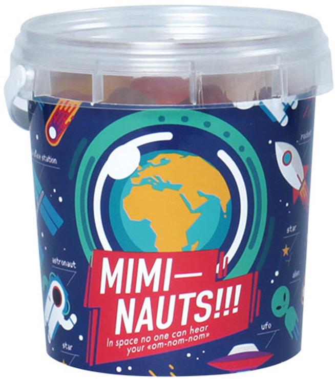 Набор конфет Вкусная помощь Ми-ми Лад Миминавты, 120 г елочная игрушка вкусная помощь елка с мармеладом белые ягоды 80 г