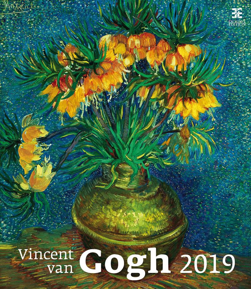 Календарь 2019. Vincent van Gogh календарь 2019 vincent van gogh