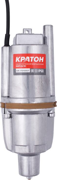 Насос погружной Кратон SWP-02/10, вибрационный недорго, оригинальная цена
