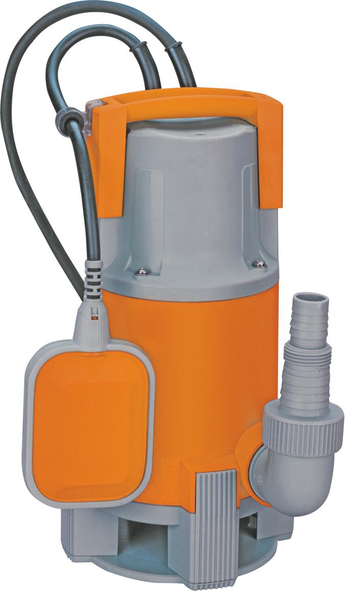 Насос погружной Кратон DWP-12, дренажный, для грязной воды30000067240Насос дренажный предназначен для грязной воды.