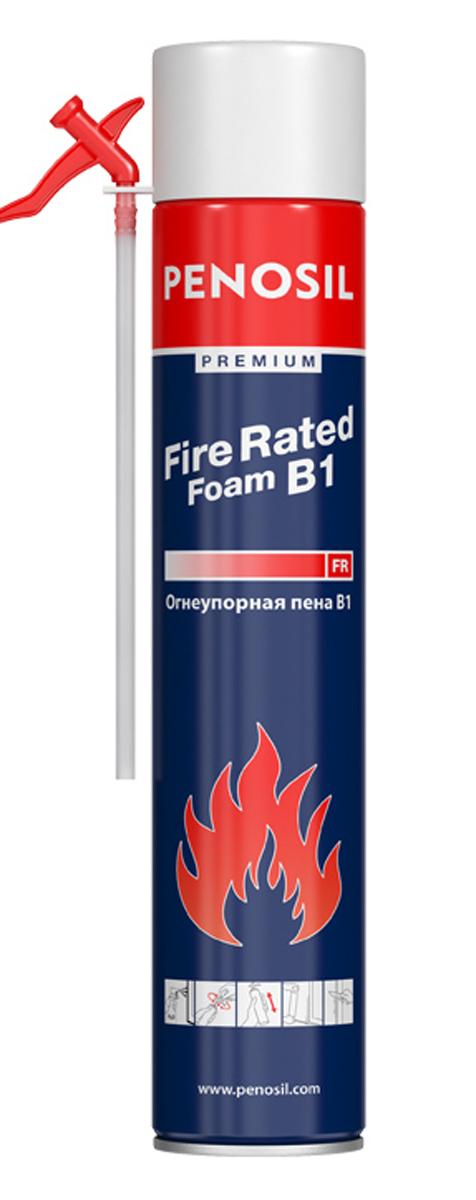 Пена монтажная Penosil Огнестойкая  В1 750 мл