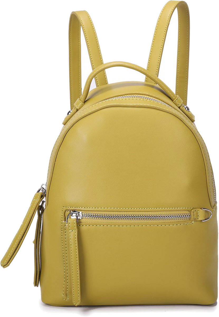 Рюкзак женский OrsOro, цвет: оливковый. DW-838/3 рюкзак женский orsoro цвет оливковый dw 830 2