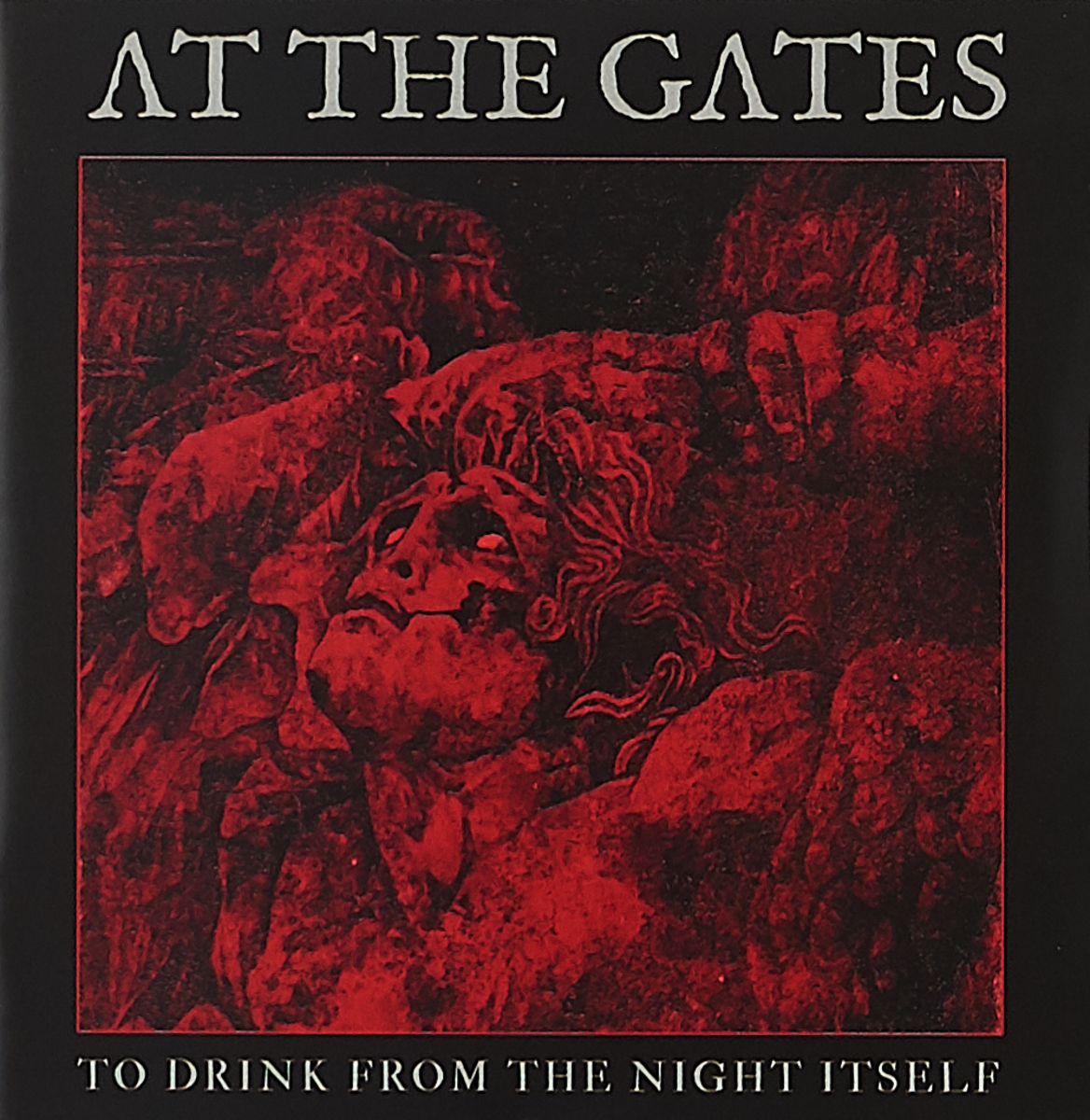 At The Gates At The Gates. To Drink From The Night Itself (CD) last night at the lobster