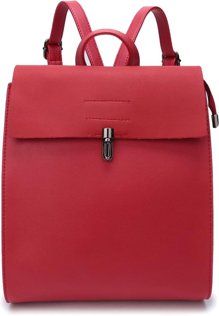 Рюкзак женский OrsOro, цвет: красный. DW-821/3 рюкзак 821 sport 2