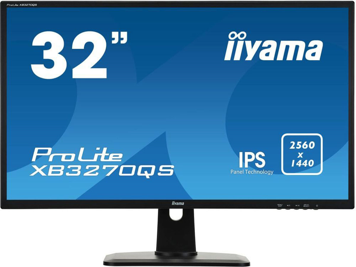 Монитор Iiyama ProLite XB3270QS-B1, Black
