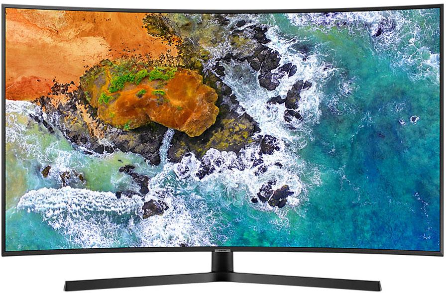 лучшая цена Телевизор Samsung UE49NU7500UX 49