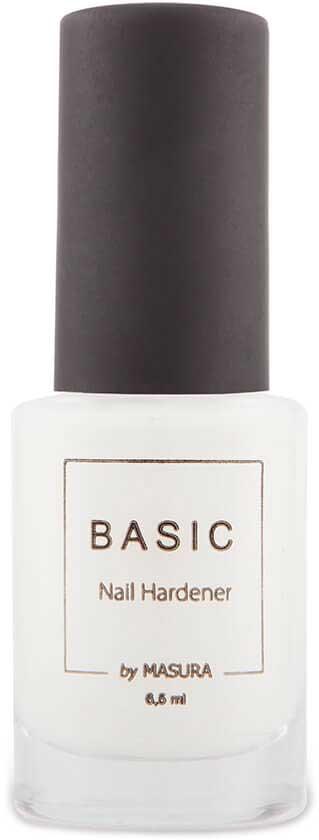 Masura Базовое покрытие Basic Nail Hardener для укрепления ногтей, 6,5 мл недорого