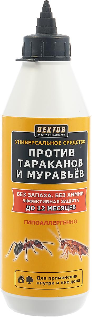 средства от насекомых Средство против тараканов и муравьев Gektor, 150 г