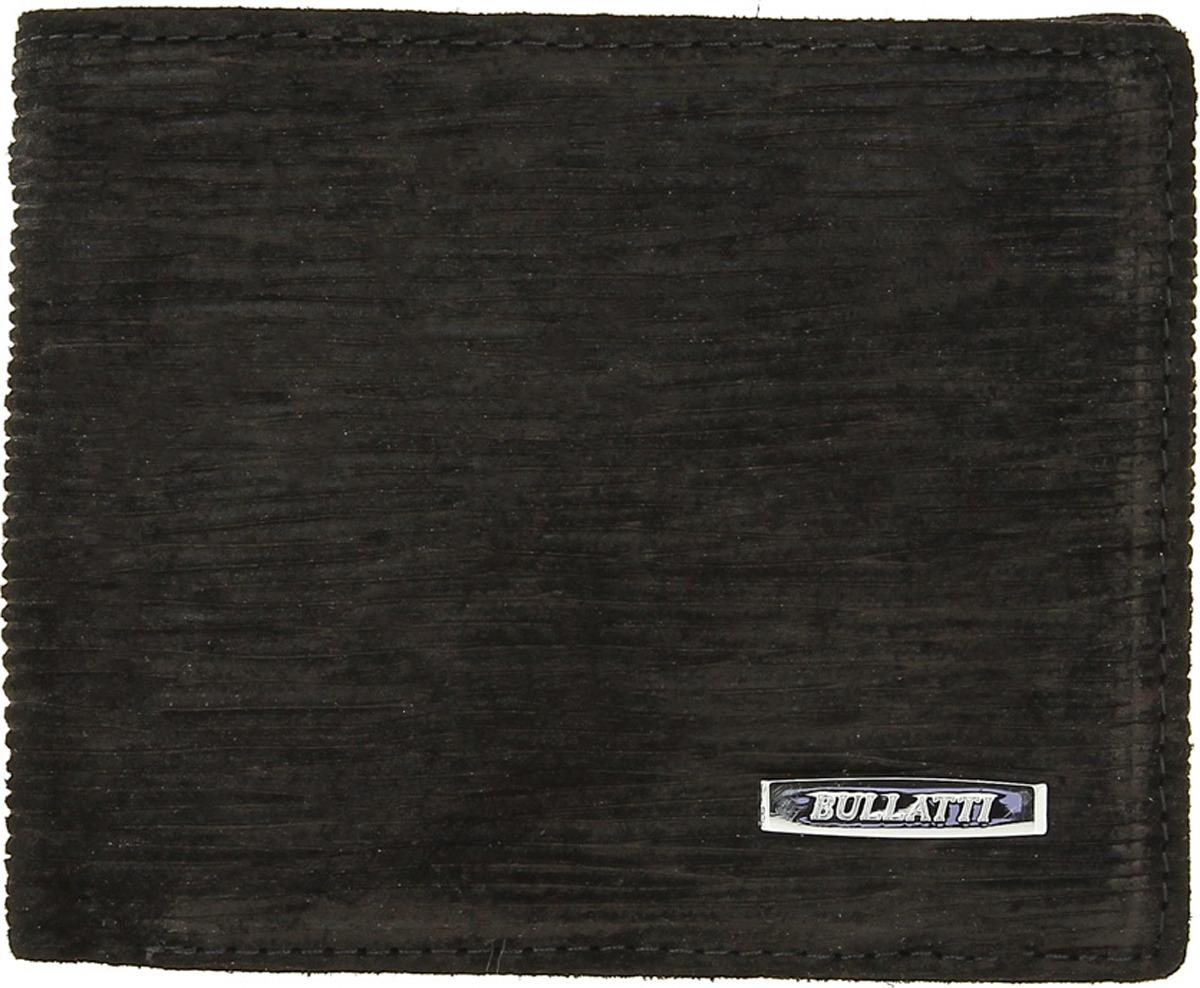 Кошелек женский Bullatti, цвет: черный. 2173CL-F70 кошелек женский bullatti цвет розовый 2536l f66
