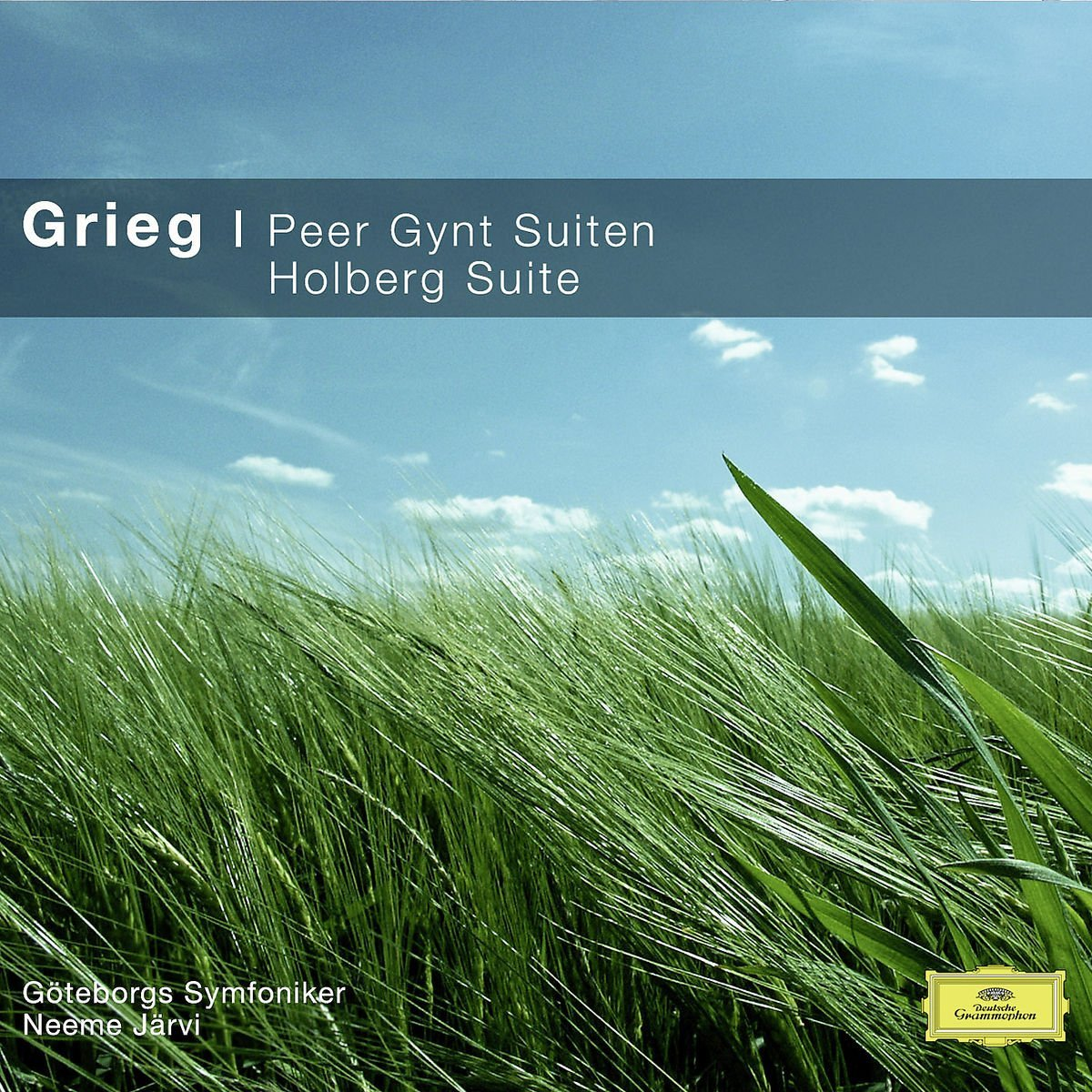 Edvard Grieg. Peer Gynt Suites (Neeme Jarvi) edvard grieg 23 little piano pieces