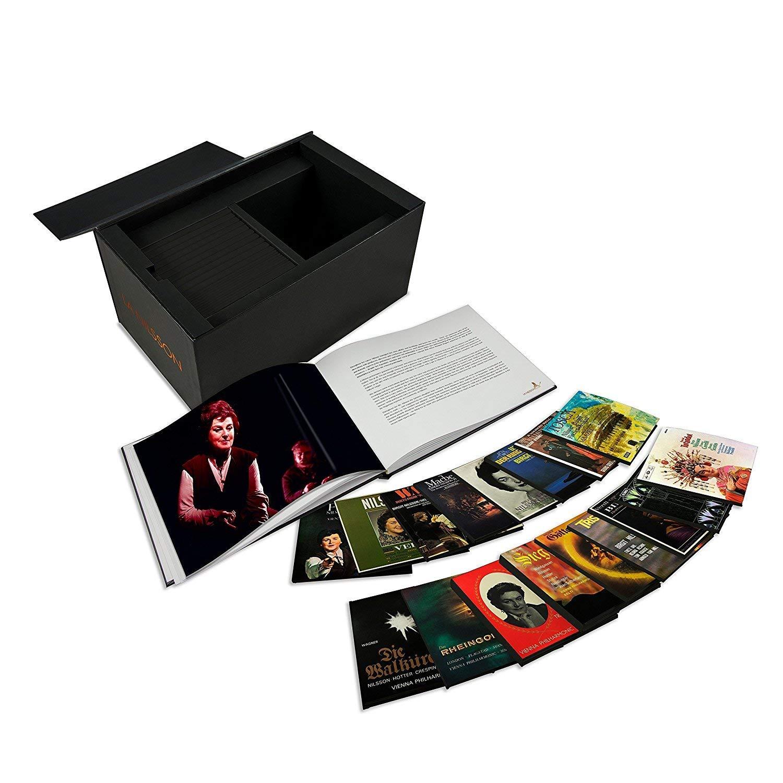 Бирджит Нильссон Birgit Nilsson. La Nilsson (79 CD + 2 DVD) бирджит нильссон birgit nilsson la nilsson 79 cd 2 dvd