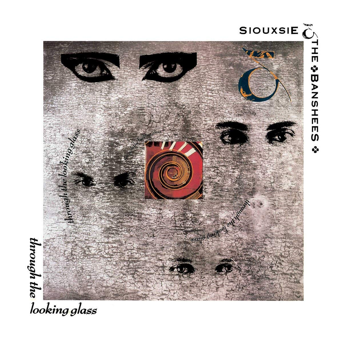 Siouxsie And The Banshees Siouxsie And The Banshees. Through The Looking Glass (LP) through the looking glass