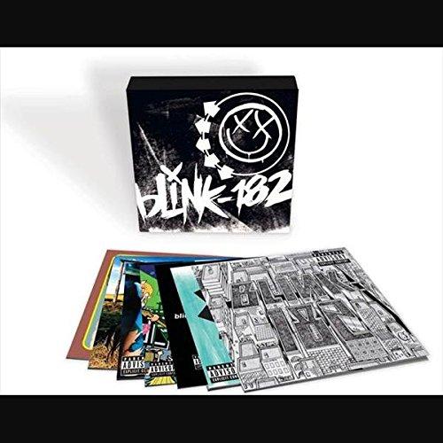 Blink 182 Blink-182. Blink-182 (7 CD) сникерсы blink