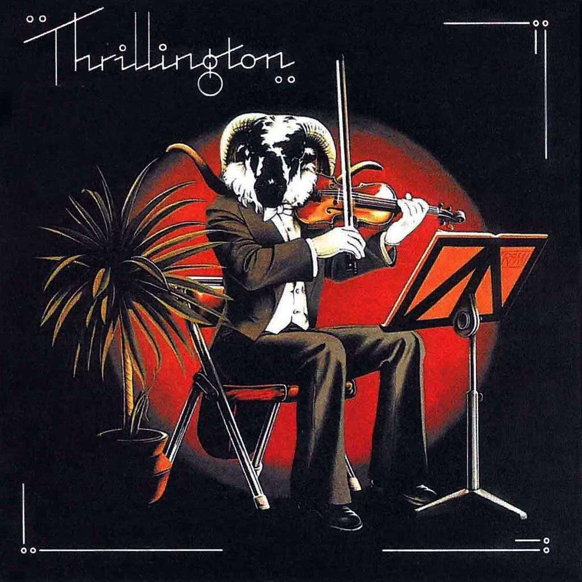 Пол Маккартни Paul McCartney. Thrillington (LP) paul mccartney ram