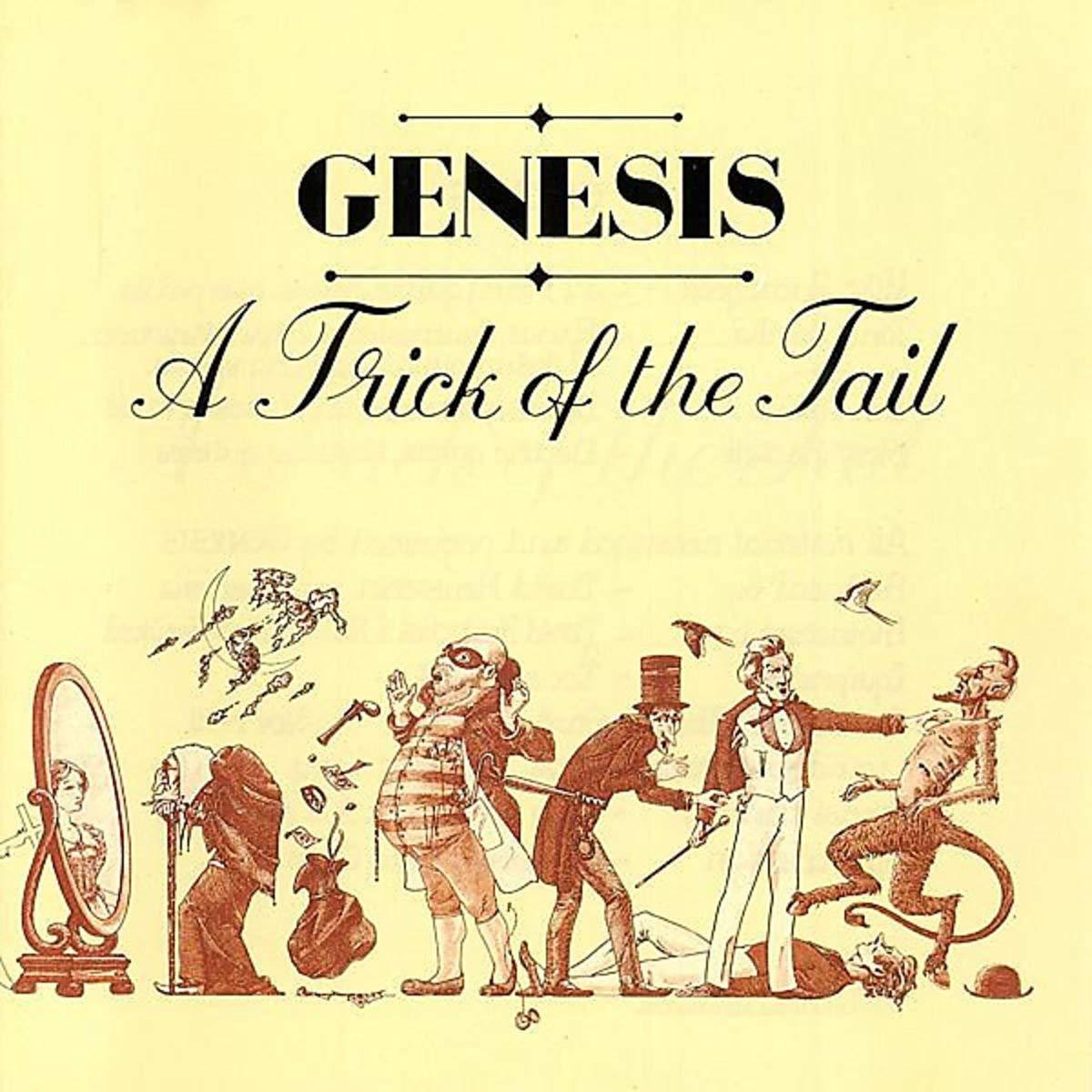 Genesis Genesis. A Trick Of The Tail (LP) цена