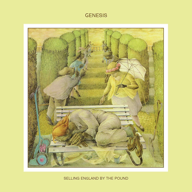 Genesis Genesis. Selling England By The Pound (LP) the genesis enigma
