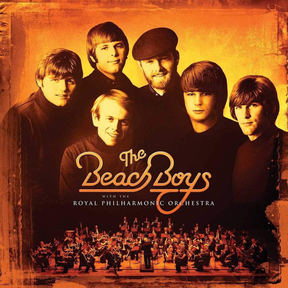The Beach Boys The Beach Boys. Orchestral With The Royal Philharmonic the beach boys the beach boys greatest surf hits