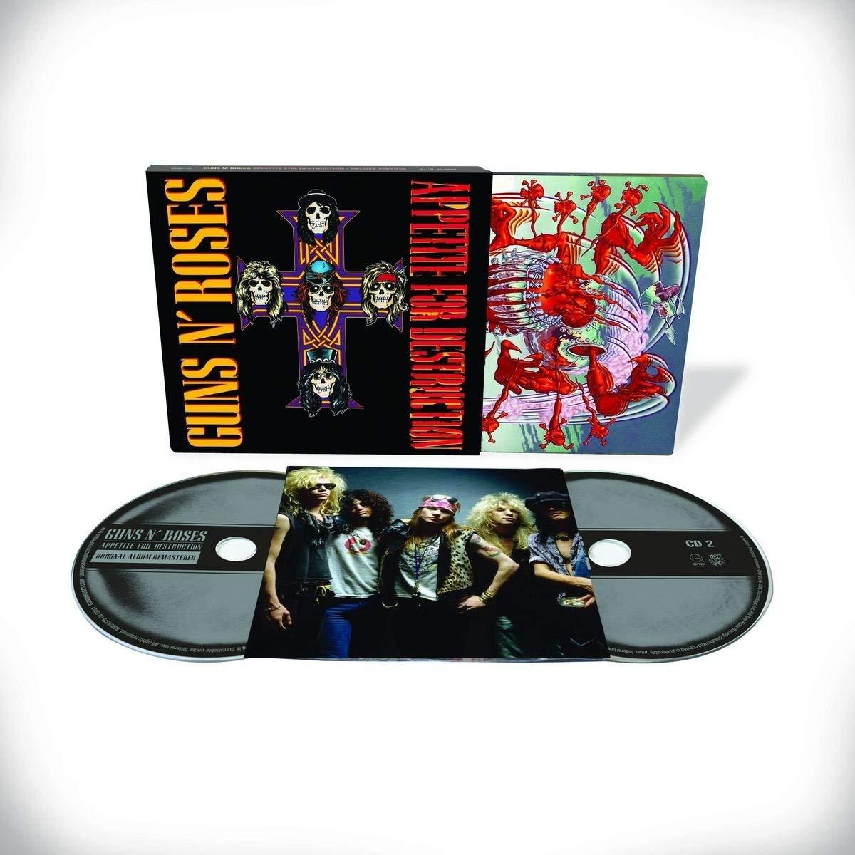 Guns N Roses Roses. Appetite For Destruction (2CD)