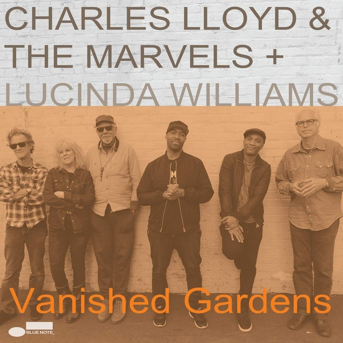 Чарльз Ллойд,The Marvels,Люсинда Уильямс Charles Lloy, The Marvels, Lucinda Williams. Vanished Gardens lucinda williams