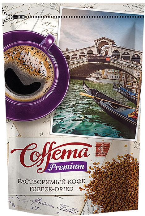 Кофе сублимированный Coffema Premium, 75 г кофе растворимый put coffee in de colombia сублимированный 75 г