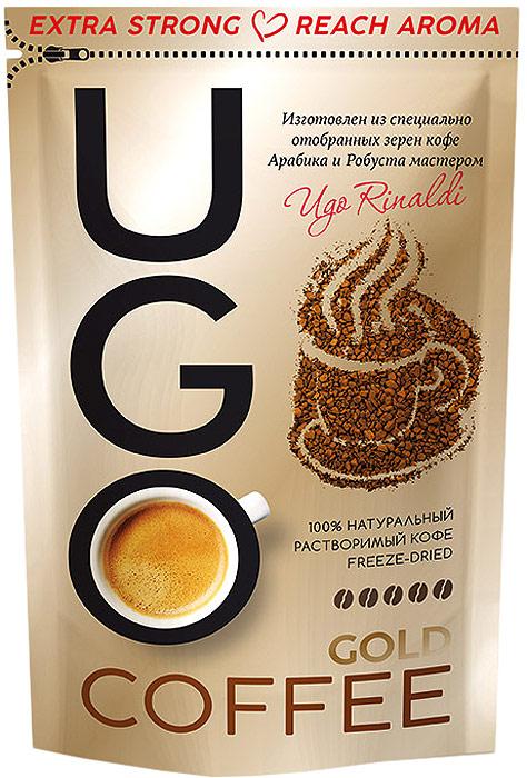 Кофе сублимированный UGO Gold, 75 г