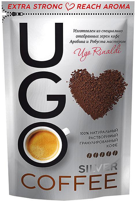 Кофе гранулированный UGO Silver, 75 г