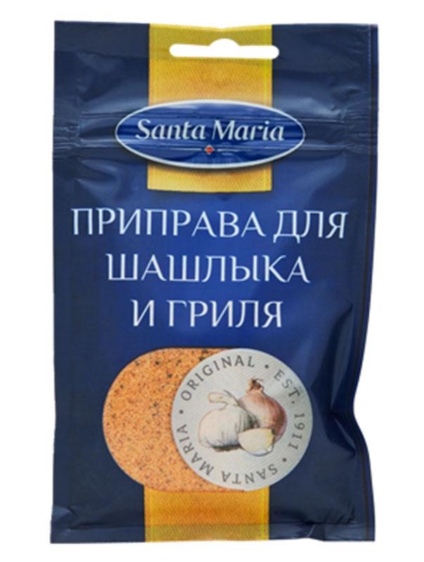 Santa Maria Приправа к шашлыку, 45 г
