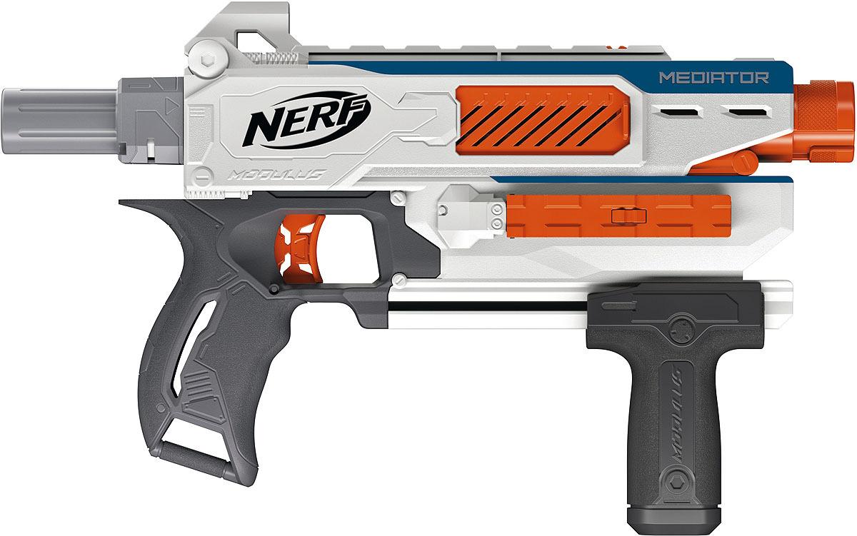 Nerf Игрушка бластер Медиатор бластер наша игрушка бластер цвет в ассортименте 20112011
