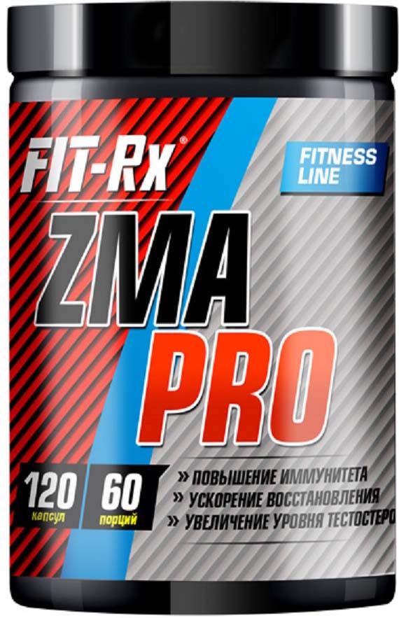 ZMA Fit-Rx PRO, 120 капсул zma для потенции