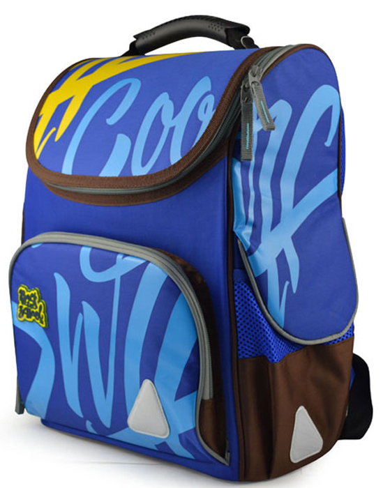 Ранец школьный BG Compact Modern Back to school, 34 х 34 х 19 см. SBM 4265 цена и фото