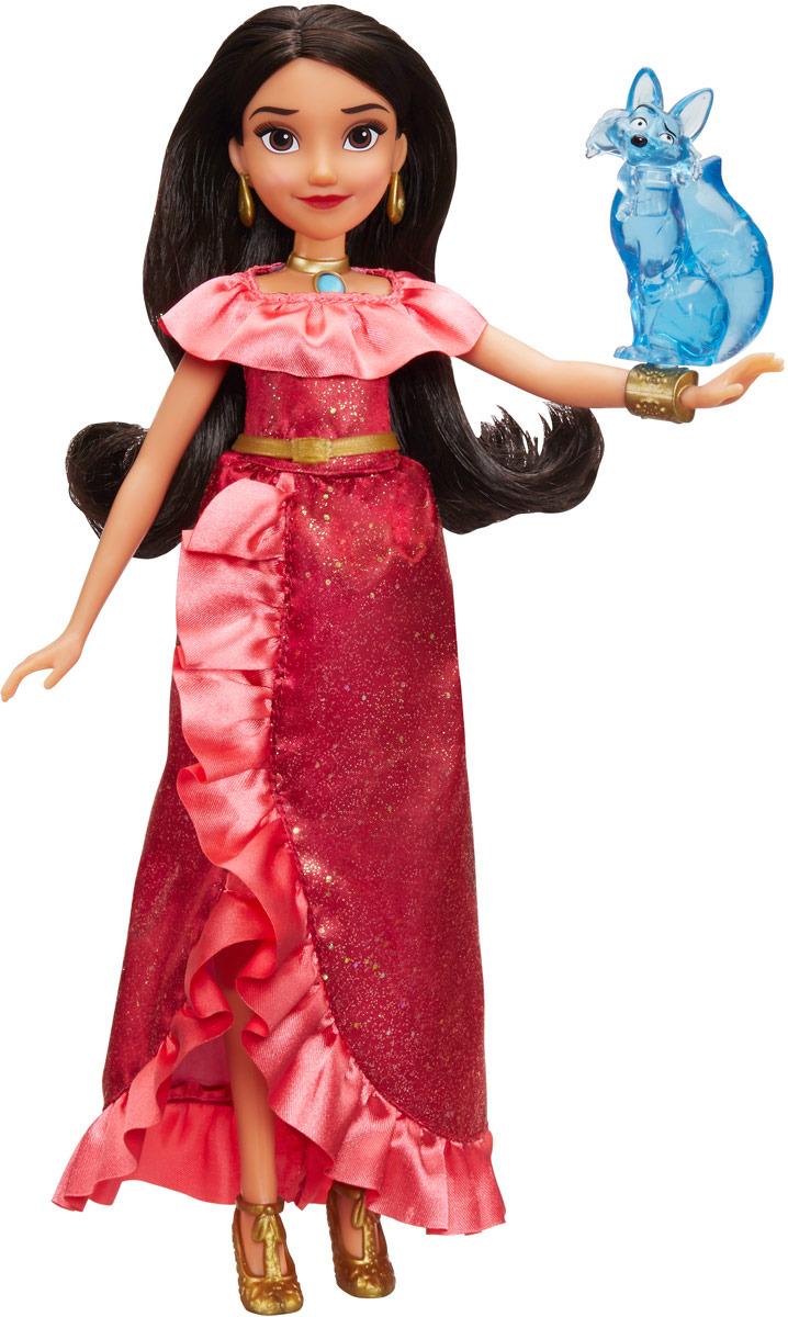 Кукла Disney Елена Принцесса Авалора и Зузо набор наклеек panini elena of avalor елена принцесса авалора 5 шт