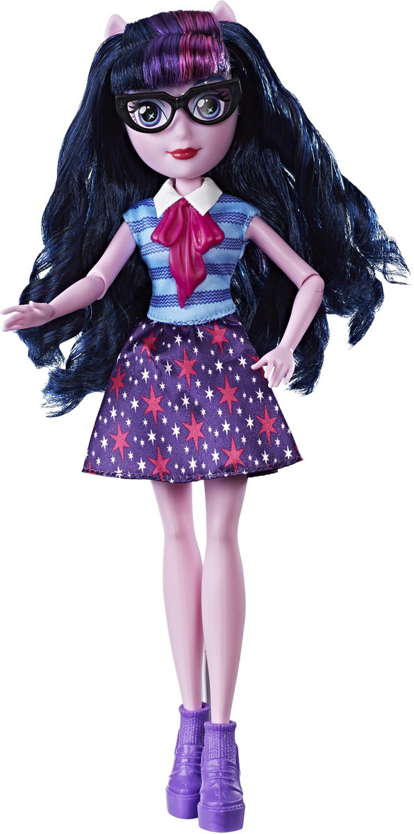 Кукла My Little Pony Equestria Girls Twilinght Sparkle цена и фото