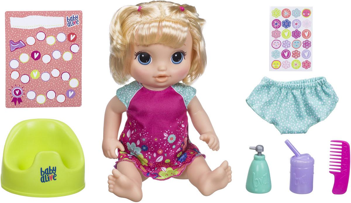 """Кукла Baby Alive """"Танцующая Малышка. Блондинка"""""""